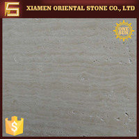super white travertine marble with cheap price