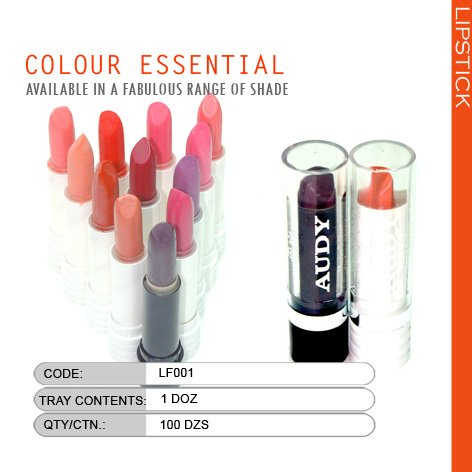 Color Essential Lipstick