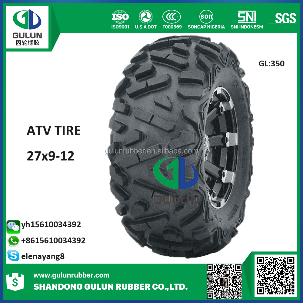 High quality Chinese ATV Tyre 225/40-9 for sale