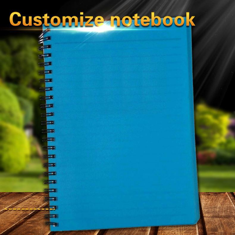 Office Suppliers Designed Custom Professional School Supplier Of Spiral Notebook Wholesales