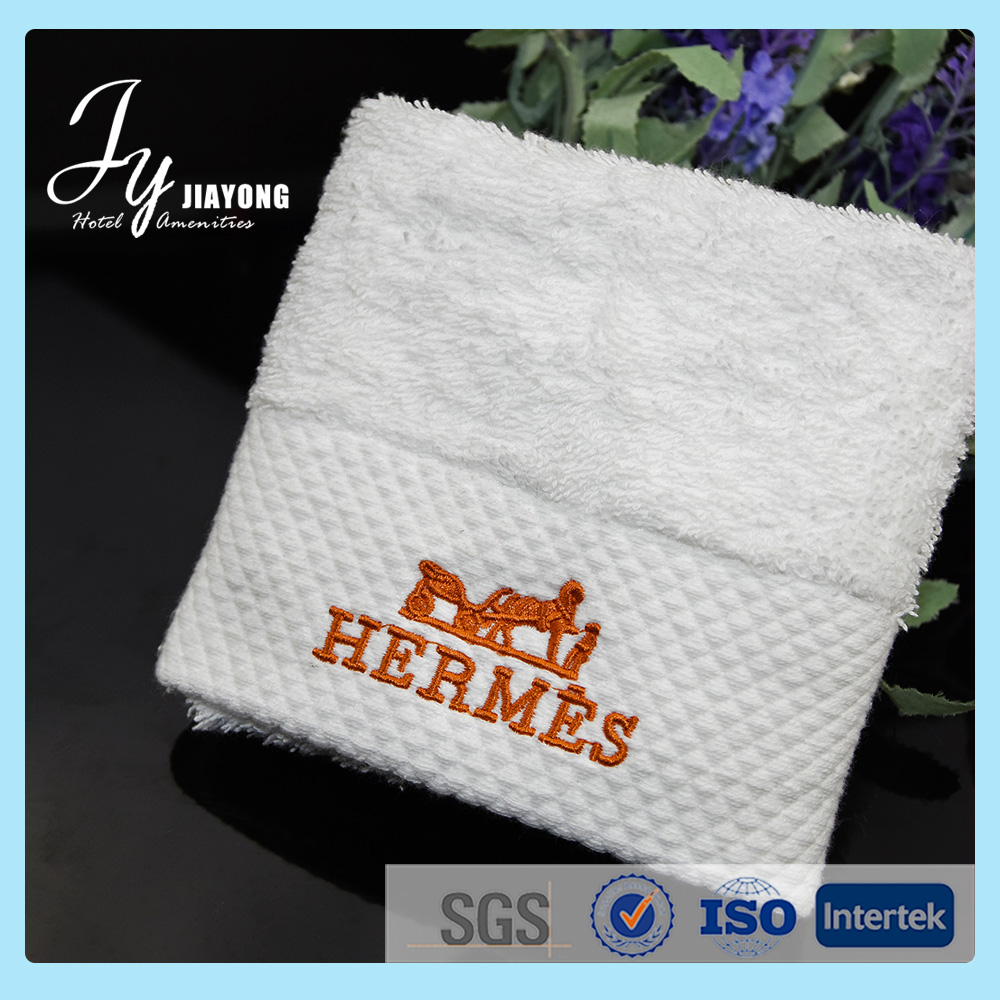 High quality 100% cotton hotel towel bath terry towel brands