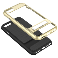 Phone Accessories Mobile for Iphone 7,Wholesale Cell Phone Case Kickstand Dual Layer for Iphone 7 Armor Case