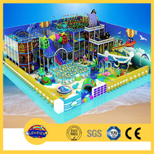Amusement Park Equipment For Kids Indoor Playground
