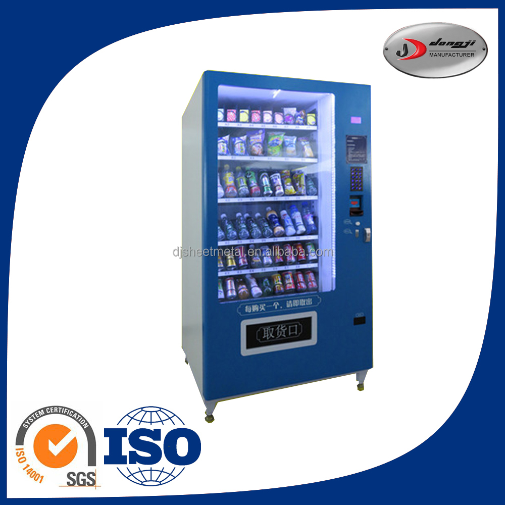 Cheap Iso Ic Card Function Vending Machine Candy