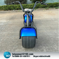 Citycoco electric scooter off road for adults Handle Lithum battery 1000w electric aguila ava scooter