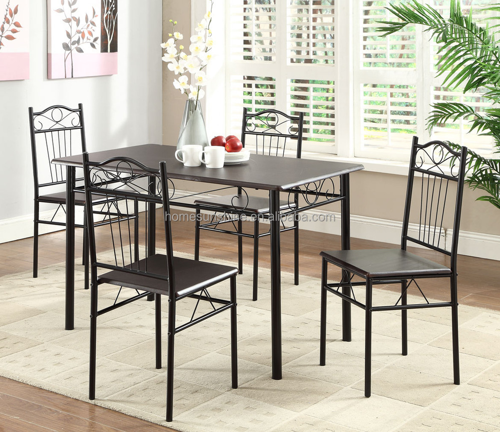Durable And Magnificent Metal Dining Room Chairs Dining Room Set Buy Metal