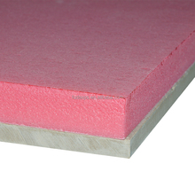 B1 grade Extruded Polystyrene foam Insulation Fuda extruded sheet, plaster board, composite thermal insulation board
