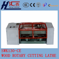 1300mm CNC Wood Veneer Peeling Machine for plywood factory