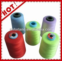 colors sewing thread wholesale polyester 40/2
