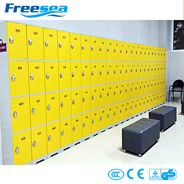 low price 3 door steel abs locker, cheap small plastic storage cabinets/