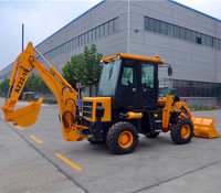 Farm Tractor Loader Backhoe For Sale Made In China