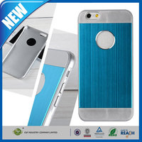 C&T Hot Fashion Aluminium Hard Back Cover For iPhone 6 Smart Case