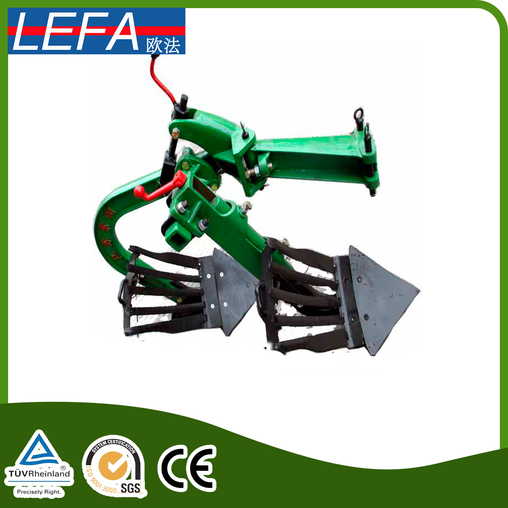 Garden tools Mini farm tractor plow with CE Certificate