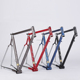 BF002 Professional Lug Design No Welding Points Light Weight cr-mo bicycle frame