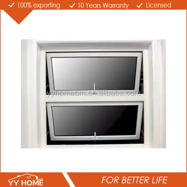 YY home car window thermal insulation double aluminium window awning window