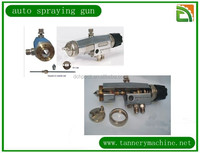 leather spray machine used BP spray gun supplier