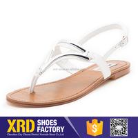 2017 Flip Flop Women Beach Sandals Ladies fancy sandals in bulk