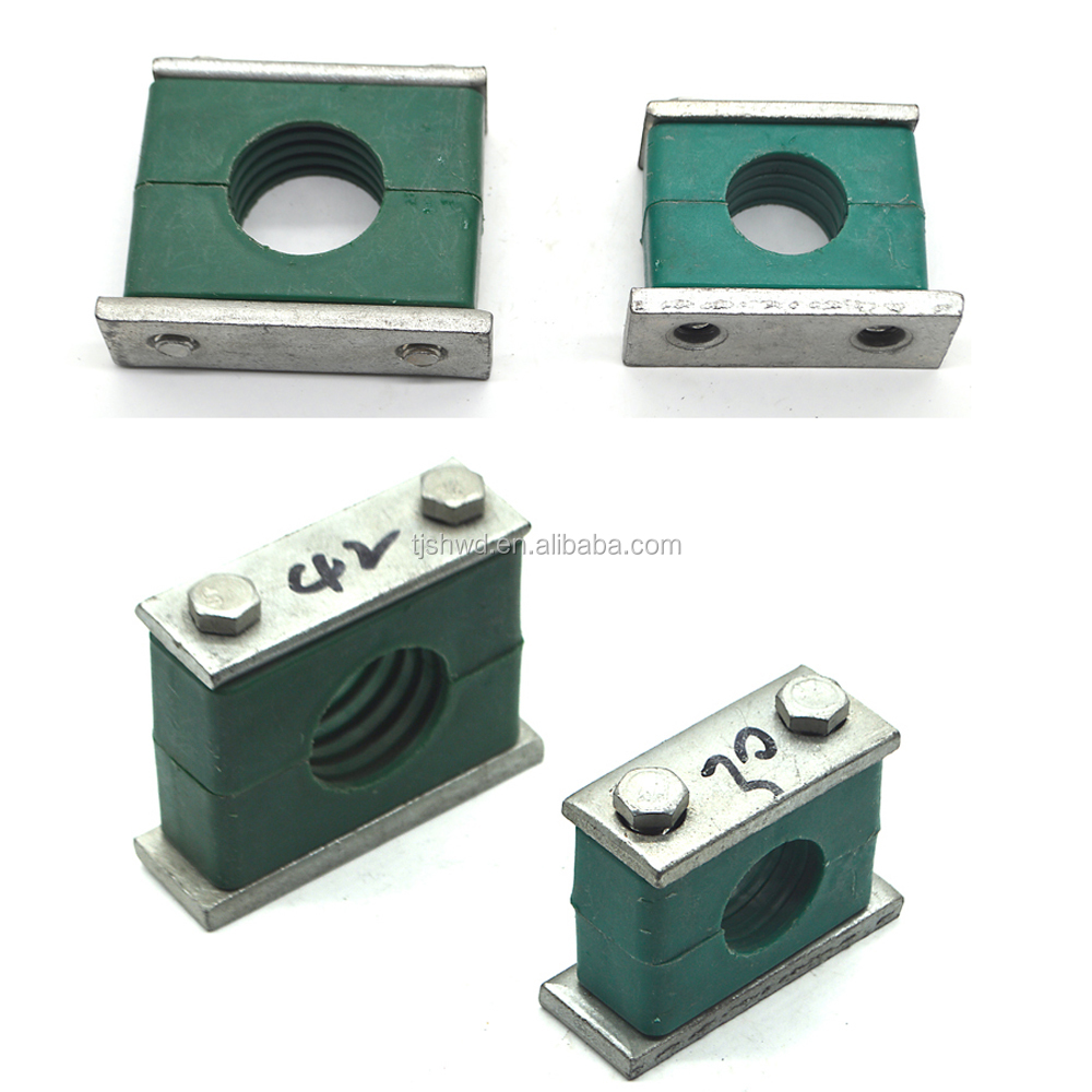 high quality plastic pipe clamp , china supplier
