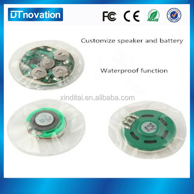 Small Recording Waterproof Audio Chip for Gifts and Toys