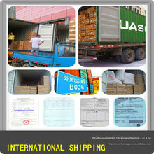 Overseas shipping containers freight cost to Haiti from Foshan