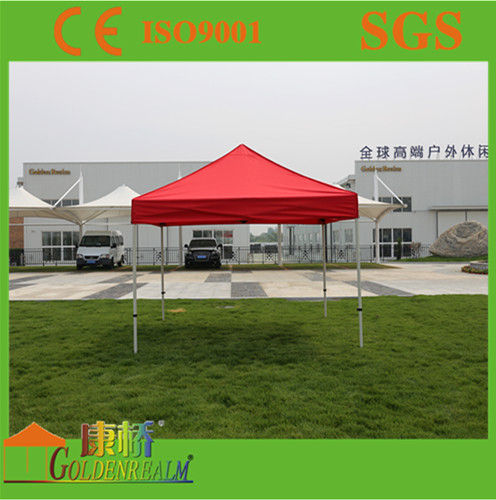 3*3 m Hot sale portable easy folding canopy tent instant tent/folding tent used/easy up folding camping tent