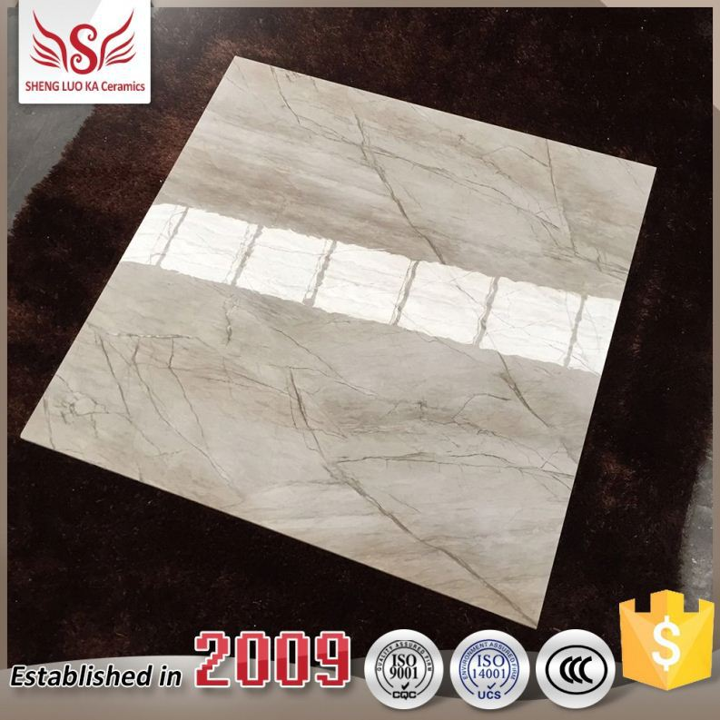 Chinese Cheap Porcelain Ceramic Imitation Marble Tile Floor