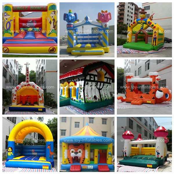 Hot sale inflatable bouncer clown/inflatable clown bouncy castle/clown inflatable bouncers