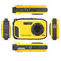 "New style digital camera 16MP,2.7""TFT LCD ,16mp,10m waterproof digital camera"