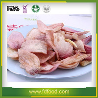Cheap Price FD Fruits and Vegetables Natural Freeze Dried Red Onion