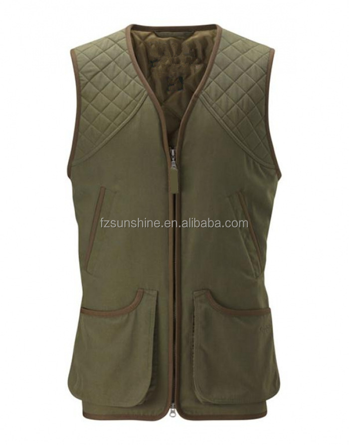 2016 Tactical Waterproof Traditional Waistcoat