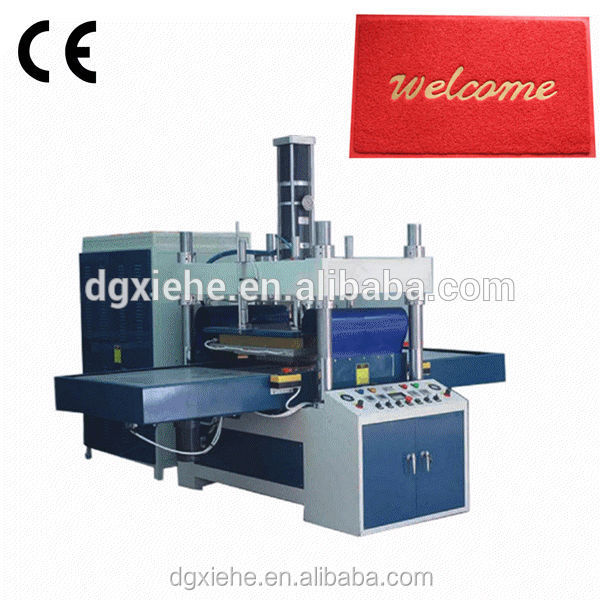 Automatic High Frequency Welding Machine For PVC Car Mat/Carpet/Floor mats with CE