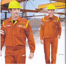 constraction workwear /outdoor work cloth/Overall Protection Wear for oil and gas industry