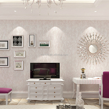 Non-Woven Wallpaper Adhesive Wallpaper Classic Interior Living Room Wall Decoration