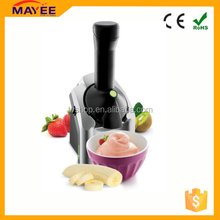 Hot Selling Electric DIY Home Mini Fruit Ice Cream Yogurt Maker/Dessert Maker /Soft Ice Cream Machine For Kitchen Appliances