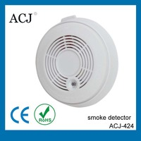 Independent photoelectric Smoke Detector for Fire usage