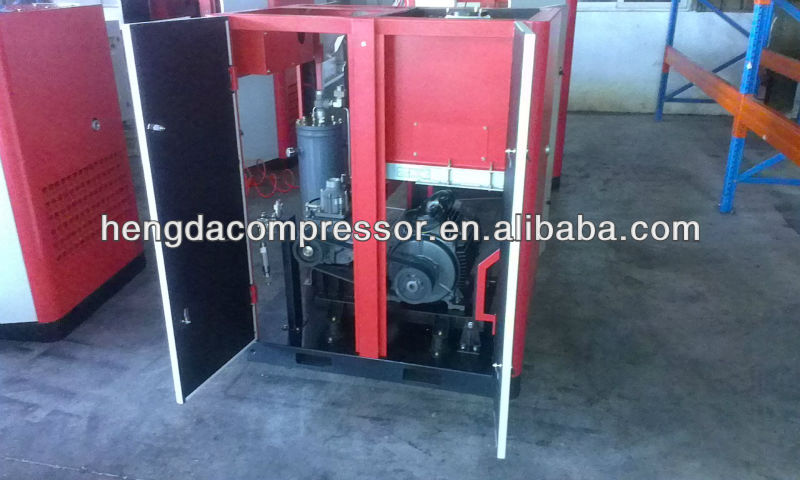 10HP 7.5KW Air Compressor | 10HP 7.5KW Belt Driven Rotary Screw Air Compressor Scrap | 10HP 7.5KW AC Compressor