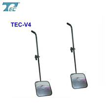 Handheld Vehicle Trolley Mirror,Bomb Detector Scanner TEC-V4 under car mirror