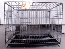 Outdoor Cheap Stainless Steel Dog Cage For Sale Cheap D401