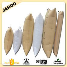 Transport Shipping Container Dunnage Air Bag Brown Kraft Paper Material