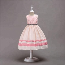 Japanese Children Dress Pink Party Birthday Wedding Princess Girl Dress