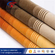 Gradual change color 100% cotton quality yarn dyed towels