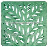 custom cast iron tree grate