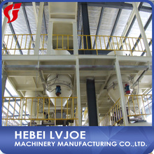 Natural plaster of paris decoration board production equipment