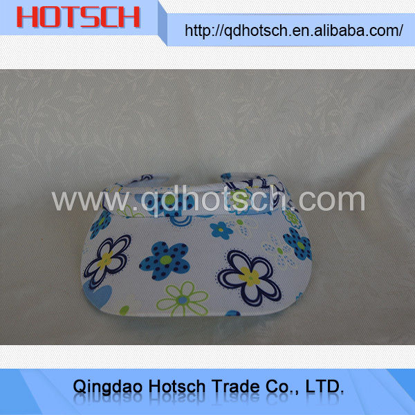 Goods from china sun visor with fan