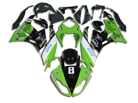 Popular Motorbike Make Fairing Body Kit Bodywork For Kawasaki Ninja ZX-6R 2009-2010 09 10 Body Kits Fairing Kits