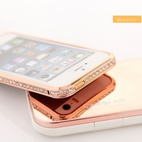new and hot sell 2014 popular diamond phone case for iphone 5s original unlocked