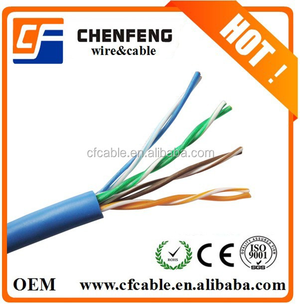 2015 CAT5e UTP lan cable twisted pair cable
