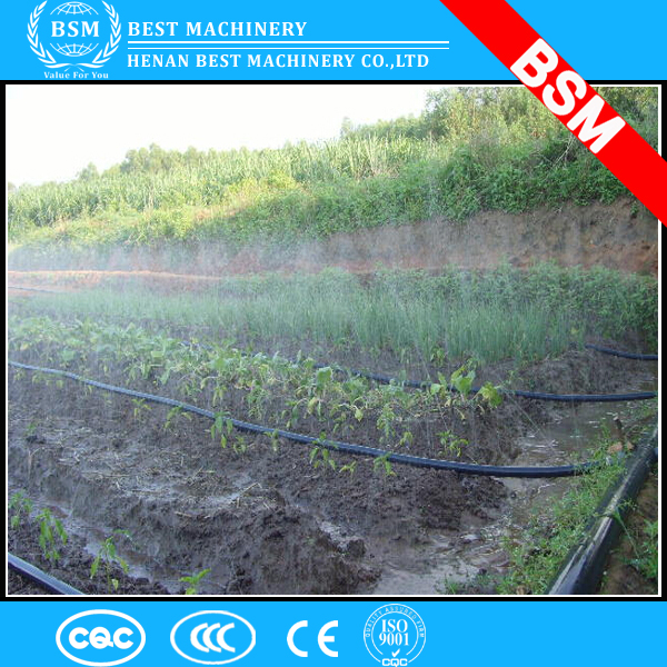 Africa farm use drip irrigation pipe PE100 plastic tube pipe black hdpe irrigation pipe Hydroponic tube