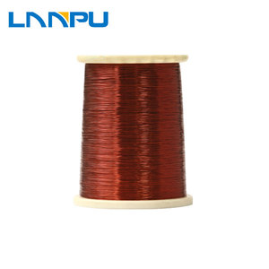IEC Standards 99.99% Pure Copper Enamel Coated Wire Supplier