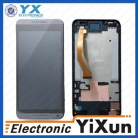 Factory Direct Sale for htc desire 816 lcd panel, gfive touch screen mobile phone for htc g6
